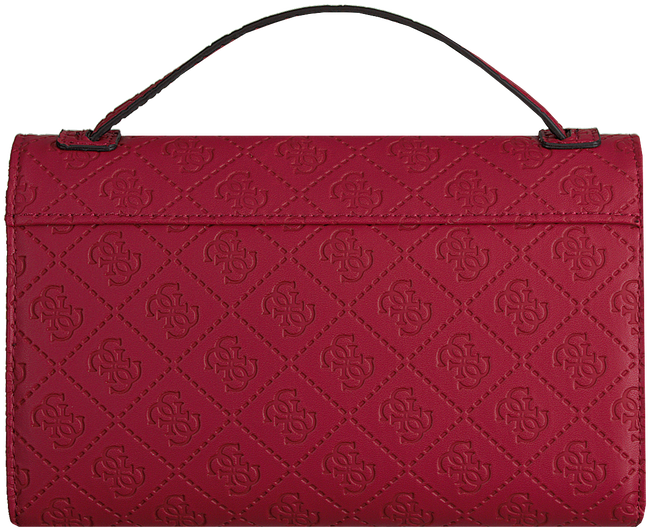Red GUESS Wallet HWSD66 91790 - large
