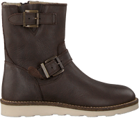 Brown OMODA Classic ankle boots O2442  - medium