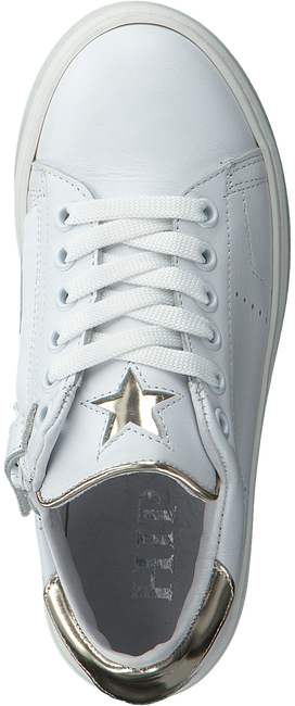 White HIP Sneakers H1812 - large