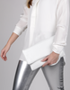 White PETER KAISER Clutch LIEKE - small