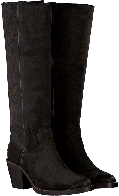 Black SHABBIES High boots 193020066  - large