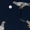 Black Alfredo Gonzales Socks PIGEONS  - small