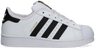 White ADIDAS Low sneakers SUPERSTAR C  - small
