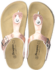 Pink BRAQEEZ Flip flops SUNNY SPAIN  - small