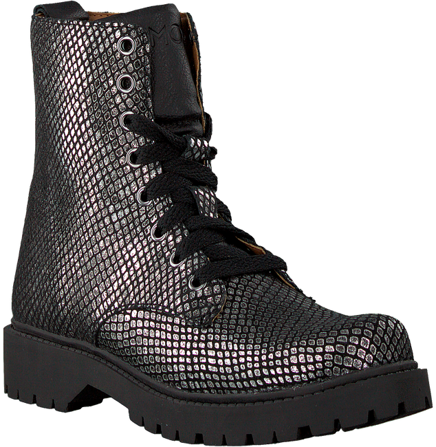Silver OMODA Booties OM119773  - large