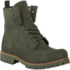 Green BLACKSTONE Lace-up boots OL22 - small