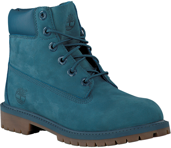 Blue TIMBERLAND Ankle boots 6IN PRM WP BOOT KIDS - large