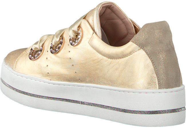 Gold MARIPE Sneakers 26708 - large