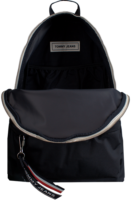 Blue TOMMY HILFIGER Backpack LOGO BACKPACK - large