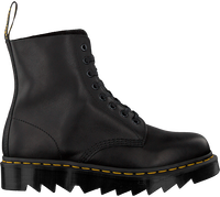Black DR MARTENS Lace-up boots 1460 M PASCAL ZIGGY  - medium