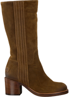 Brown SHABBIES High boots 192020035  - medium