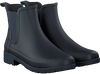 Blue HUNTER Rain boots ORIGINAL REFINED CHELSEA - small