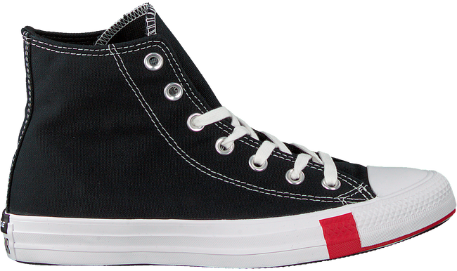 Black CONVERSE High sneakers CHUCK TAYLOR AS MULTI LOGO  - large