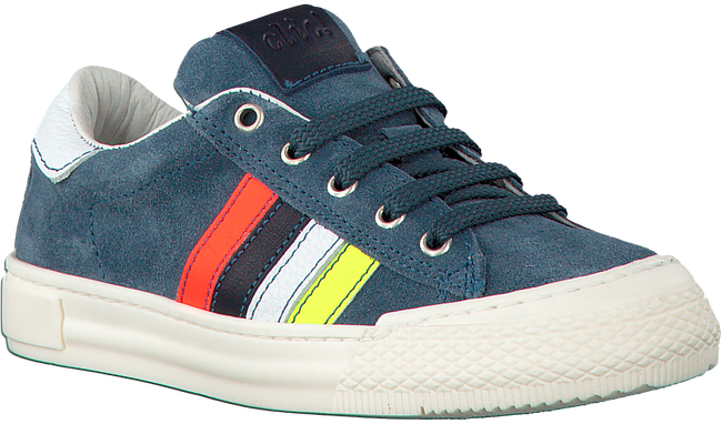 Blue CLIC! Sneakers 9419 - large