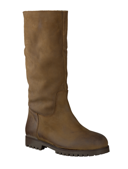 Cognac OMODA High boots A082 - large