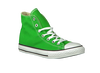 Green CONVERSE Sneakers AS SEAS. HI KIDS - small