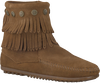 Brown MINNETONKA Booties 692 - small