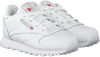 White REEBOK Sneakers CLASSIC LEATHER KIDS - small