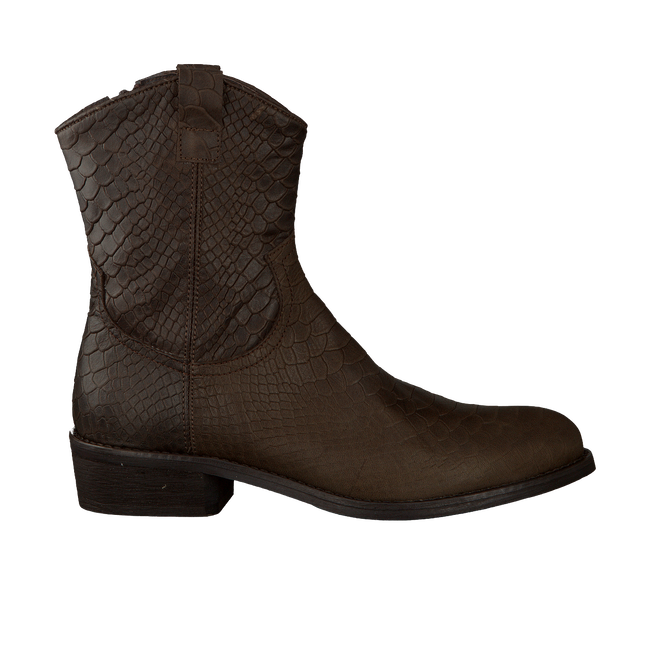 Brown HIP High boots 48154 - large