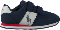 Blue POLO RALPH LAUREN Low sneakers BIG PONY JOGGER EZ  - medium