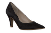 Black VIA VAI Pumps 120546 - small