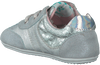 Silver BUNNIES JR Baby shoes ZOE ZACHT - small