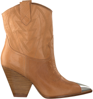 Beige LOLA CRUZ Booties 293T10BK  - medium