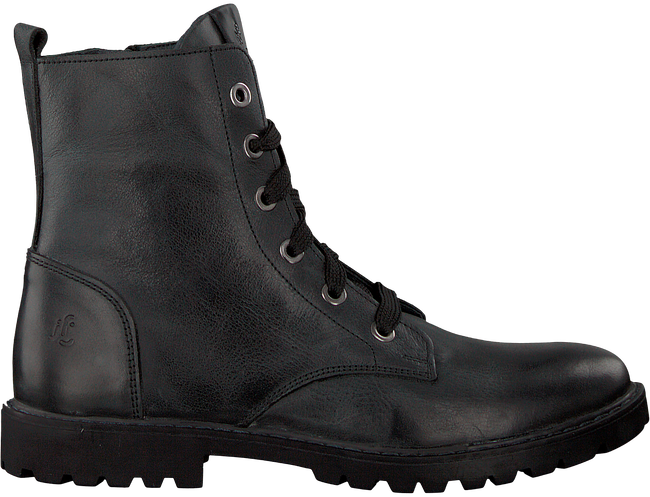 Black OMODA Lace-up boots 18998 - large