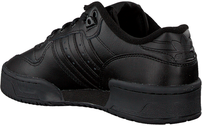 Black ADIDAS Sneakers RIVALRY LOW J  - large