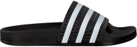 Black ADIDAS Slides ADILETTE KIDS  - medium