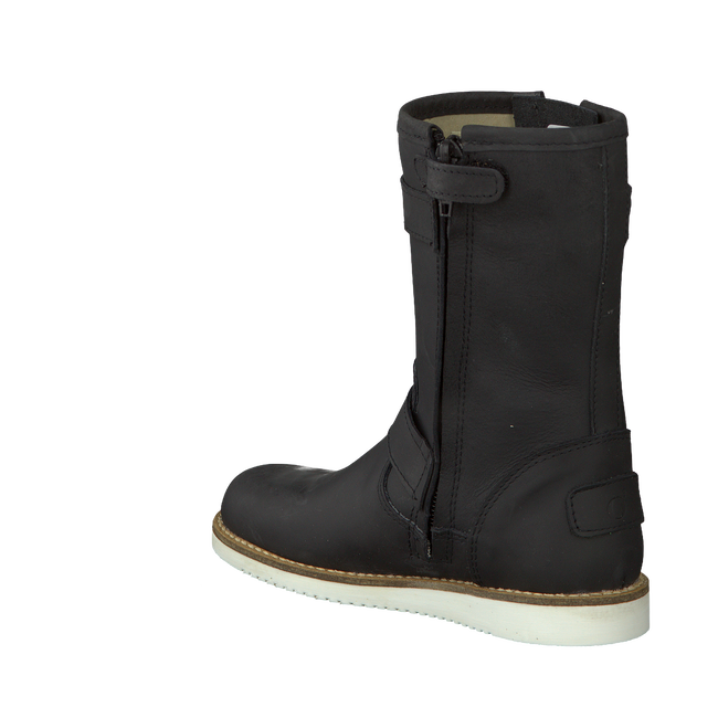 Black OMODA High boots 4826 - large