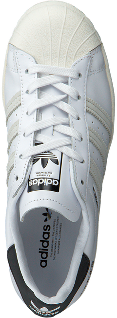 White ADIDAS Low sneakers SUPERSTAR  - large