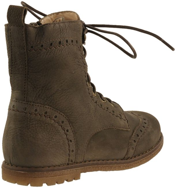 Brown UNISA High boots ELITE - large