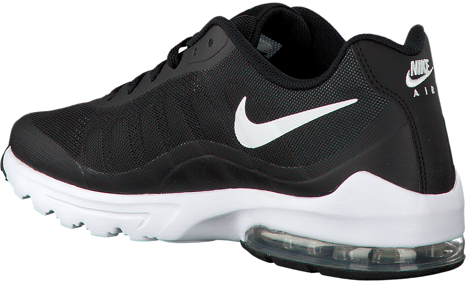 Black NIKE Sneakers AIR MAX INVIGOR MEN
