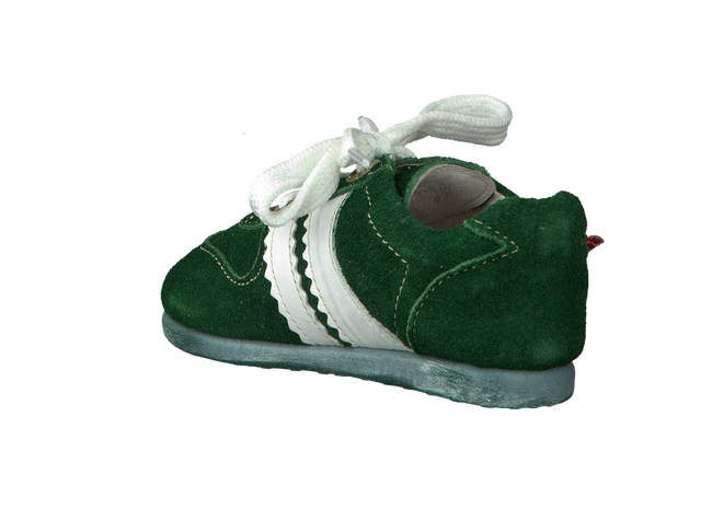 Green SHOESME Lace-ups BF211060 - large