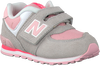 Grey NEW BALANCE Sneakers KG574 - small