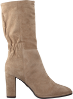 Taupe LOLA CRUZ Booties 100B30BK  - medium