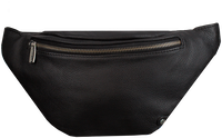Black DEPECHE Belt bag BUM BAG  - medium