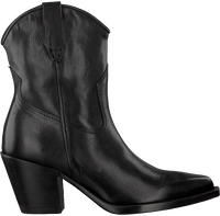 Black VIA VAI Booties LAYLA LEAF  - medium