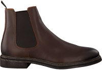 Brown GOOSECRAFT Chelsea boots CHET CHELSEA  - medium