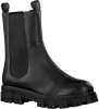 Black APPLES & PEARS Lace-up boots 7939  - small