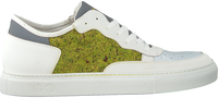 White NAT-2 Low sneakers MOSS GREEN  - medium