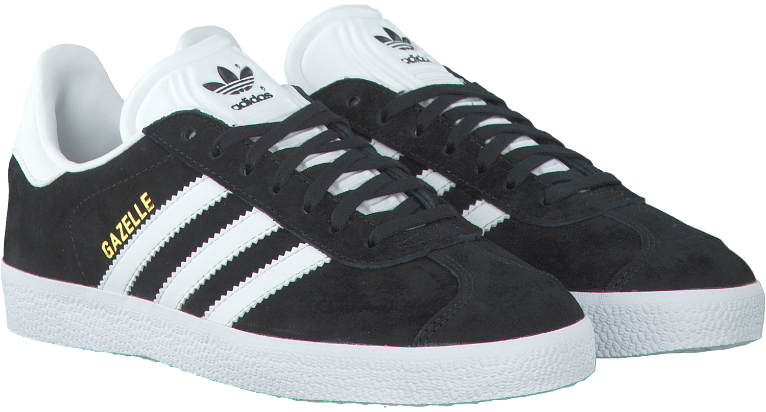 Black ADIDAS Sneakers GAZELLE DAMES - Omoda