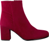 Red UNISA Booties OMER  KS - small