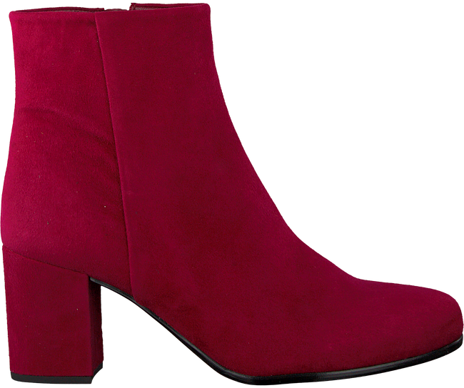 Red UNISA Booties OMER  KS - large