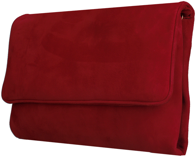 Red PETER KAISER Clutch LIEKE - large