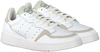 White ADIDAS Low sneakers SUPERCOURT W  - small