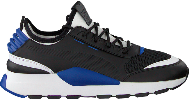 Black PUMA Sneakers RS-0 SOUND HEREN