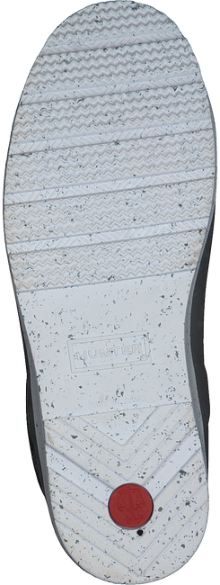 Blue HUNTER Rain boots WOMENS PLAY SHORT SPECKLE SOLE  - large