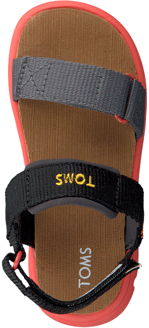 Black TOMS Sandals RAY  - large